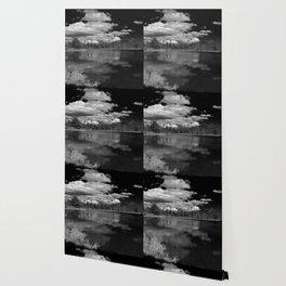Sprague Lake under Clouds Wallpaper