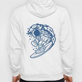 Surfing Astronaut Hoody