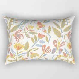 Garden Story Rectangular Pillow