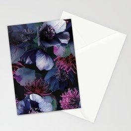 Moody Lenten Rose Stationery Cards