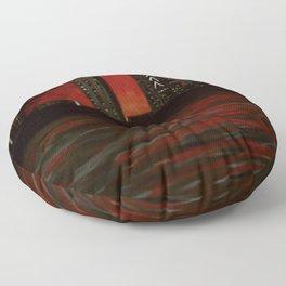 Leaves of Change Floor Pillow