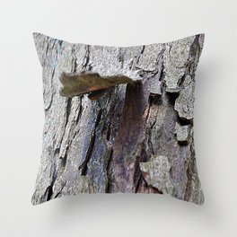 cortex tree Throw Pillow