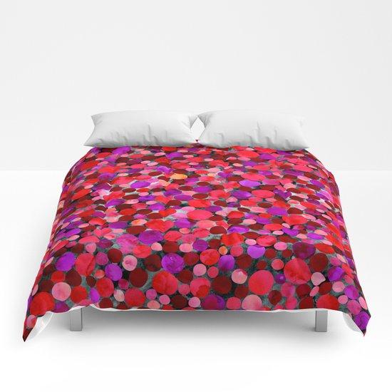 Confetti Pattern 06 Comforters