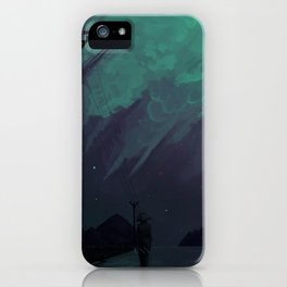 Sensitive iPhone Case