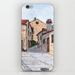 Village in Portugal iPhone Skin