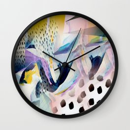 Lay Wall Clock