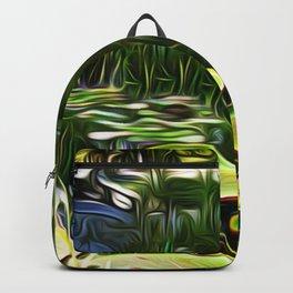 Greenery Pond Backpack