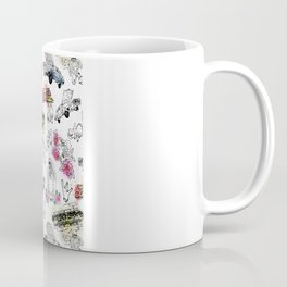 South Central Pattern Coffee Mug