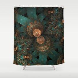 galactica Shower Curtain