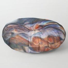The Art of Nature - Jupiter Close Up Floor Pillow