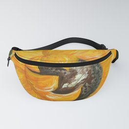 Sunflower Solo Fanny Pack