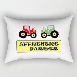 Apprentice Farmer Rectangular Pillow