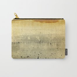 Distressed Paper Art Eleven Carry-All Pouch