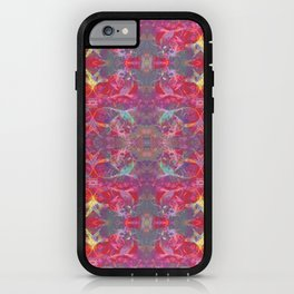 Sirena on fire. iPhone Case