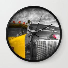 Petebilt American Truck Wall Clock
