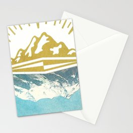 5X7 Trip / Montain Stationery Cards