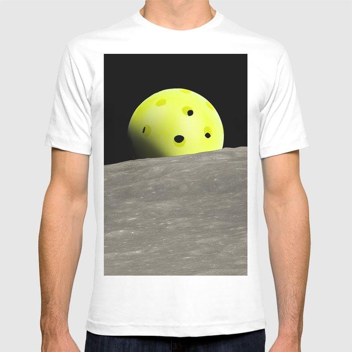 Pickleball Rising T Shirt By Impactentertainment Society6
