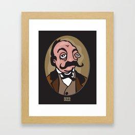 322 Framed Art Print