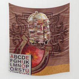 Heavy Reading Wall Tapestry