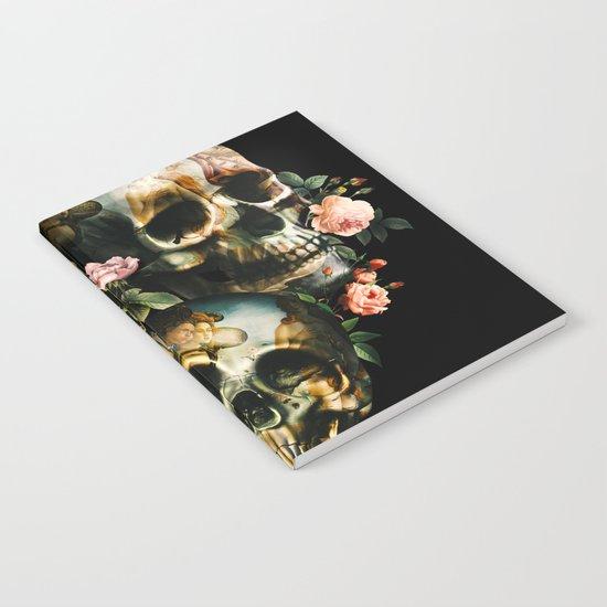 Skull & Venus Notebook