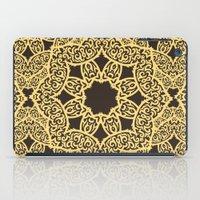 arabic iPad Cases featuring arabic pattern by los_ojos_pardos