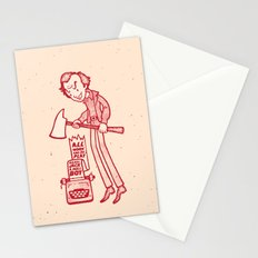 Dull Boy Stationery Cards