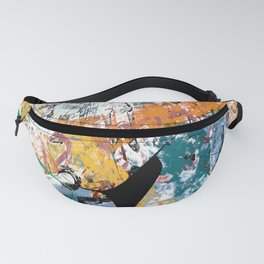 Augmented Ghosts  Fanny Pack