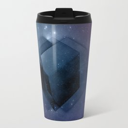 Space Cube Travel Mug