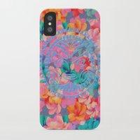 hawaii iPhone & iPod Cases featuring Hawaii by Marta Olga Klara