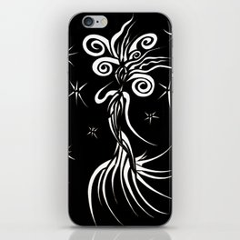 Starlight Dancer Inverted iPhone Skin