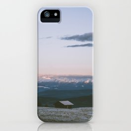 Living the dream - Landscape and Nature Photography iPhone Case