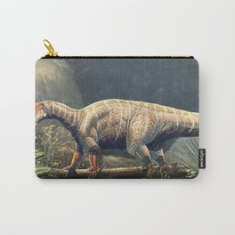 Iguanodon Bernissartensis Restored Carry-All Pouch