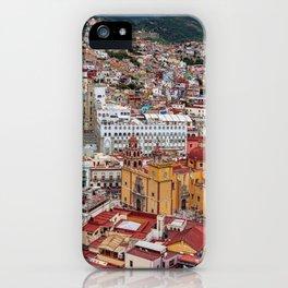 Downtown Guanajuato, Mexico iPhone Case