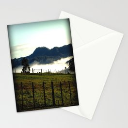 Low lying Fog Stationery Cards