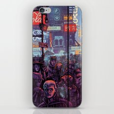 Blade Runner Harrison Ford iPhone & iPod Skin