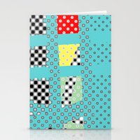 dots Stationery Cards featuring DOTS by  ECOLARTE