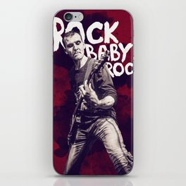 Rock Baby Rock iPhone Skin