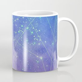 Map of the Stars Coffee Mug