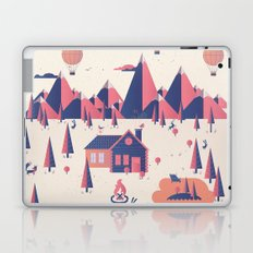 Retreat Laptop & iPad Skin