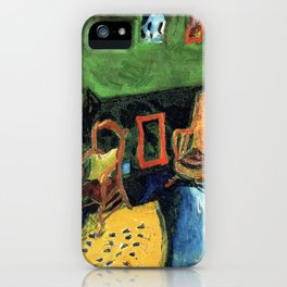 Marc Chagall The Studio iPhone Case