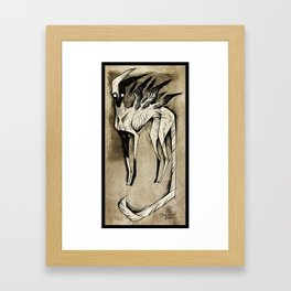 Chimera Framed Art Print