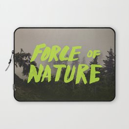 Force of Nature x Cloud Forest Laptop Sleeve