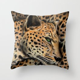 Element of Surprise Throw Pillow