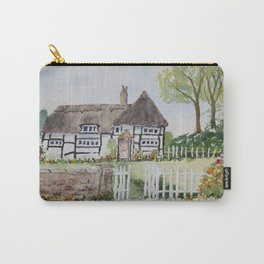 The picket fence Carry-All Pouch