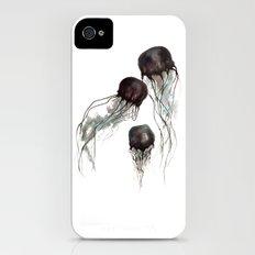 Jellyfish Slim Case iPhone (4, 4s)