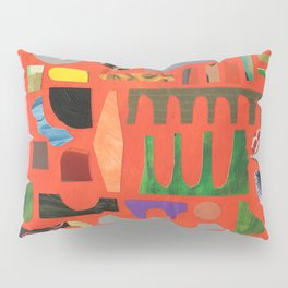 Bridges Pillow Sham