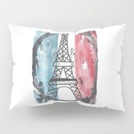 Paris Love Pillow Sham