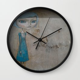 Marcescent Wall Clock