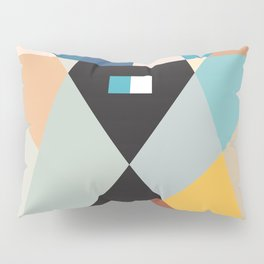Deconstruct Ned Kelly Pillow Sham
