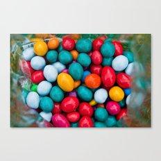 Chocolates candies Canvas Print